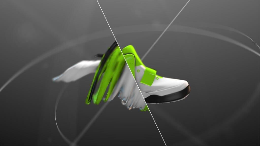 motion design, animation 3D